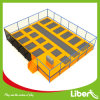 China Factory Customized Rectangle Adults Indoor Trampoline