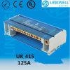 500V Copper 4 Pole 125A Block Terminnal Connector Factory UK415