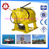 High Standard Offshore Air Winch with Remote Control Air Winch