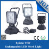 Convenient Handheld 15W LED Work Light with 3500mAh Capacity