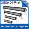 120W Mini Single Row LED Light Bar 5W/LED Chip