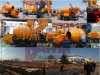 Safework Line Pump for Concrete Pumping with 50 Cubic Meter Per Hour Output