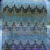 Mixed Colored Clawed Crystal Stone Mesh Net