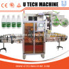 Automatic Glass Can Heat Shrink Sleeve Labeling Machine