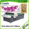 10 Years Color Fastness Mural Multicolor Ceramic Glass Wood Fabric Printing Machine