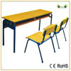 Wooden Desk and Chair School Furniture Sets (SF-08D)