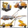 Supply Shotcrete Machine for Mine Project Working Well