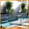 Powder Coated Flat Top Aluminum Safety Pool Fence