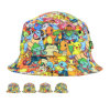 Promotional Cute Animal Pattern Children Bucket Hat Summer Hat