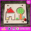 2016 Newest Kids Wooden Maze Game, Top Popular Baby Wooden Maze Game, Cheap Children Wooden Maze Game W11h015