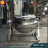 Tilting Stainless Steel Food Steam Jacketed Cooking Mixer