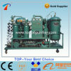 Top Vacuum Dehydration and Regeneration Used Transformer Oil Purifier