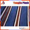 2017 5 Color Horizontal Stripes Design Fabric with Shrink Effect