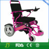 Folding Handicapped Electric Power Wheelchair