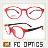 2015 Most Popular Single Color Tr90 Plastic Optical Frame