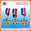 3D Ultimate Royal Police Commemorative Medal Medallion Award Sports Coin Custom Metal Lapel Pin Badge Manufacture