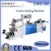 Center Sealing Bag Making Machine for Plastic Film (GWS-300)