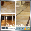Imported Yellow Granite Floor Tile with Popular Use for Polished Surface