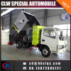 China 5000L Road Cleaner Truck Floor Sweeper Truck