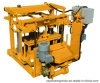 Movable Qt40-3A Egg Layer Block Machine Hollow Brick Making Machine
