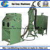 Manual Pressure Type Sandblast Cabinet for Aluminum Products