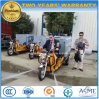 Mini Economical Tricycle High Pressure Water Sprinkler Truck for Sale