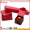 Luxury Handmade Custom Logo Printed Paper Jewelry Gift Box, Ring Box, Necklace Box