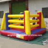 Boxing Ring Inflatable Bouncer Combo Slide