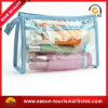 High Quality Clear PVC Cosmetic Wash Bag, Amenity Bag for Airline