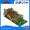 Large Amusement Park Playground Equipment Indoor, Kids Naughty Castle