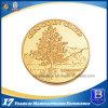 Top Quality Gold Plated Souvenir Metal Coin (Ele-C132)