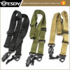 Ms2 Military Tactical Ar15 Nylon Adjustable Sling Airsoft Gun Sling