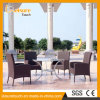 Leisure Weaving Chairs Table Set Garden Patio Furniture Rattan Dining Cafe Table and Chair