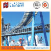 Curved Pipe Belt Conveyor System for Cement, Mining etc