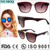 2017 New Arrival Sun Glasses Fashion Mirror Polarized Sunglasses for Woman