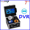 Underwater Surveillance Camera 7′′ Monitor DVR Video Recording 7q3