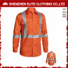 Flame Retardant Construction Hi Vis Safety Orange Workwear