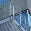 Modern Design Stainless Steel Solid Rod Balustrade