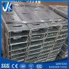 Hot Dipped Galvanized C Beam for Concrete Attachment, Ground Mounting, Zinc 86 Um