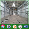 Galvanized Steel Structures Fabrication
