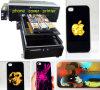 Printer, Phone Cover Printer, Photo Inkjet Printer/100% Direct Print, Multi-Functional Phone Printer