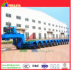 Detachable Gooseneck Modular Truck Connection Lowbed Heavy Duty Hydraulic Trailer