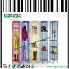 Steel Wire Mesh Clothes Locker for Change Room