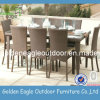 Garden Synthetic Rattan Furniture Set Dining Set