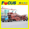 25-75m3/H Mobile Concrete Beton Plant for Sale