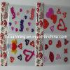 Valentine TPR Window Gel Sticker for Holiday