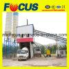 60m3/H Belt Conveyor Concrete Batching Plant, Ready Mixed Concrete Mixing Plant