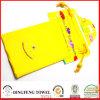 Rubber Patch Fashion Eyeglass Bag Df-2938