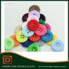 Colorful 4 Holes Plastic Button, Shirt Buttons