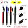 Best Selling Fancy Design 2 in 1 Pen